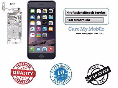 iPhone 7 / 7 Plus backlight repair service on logic board