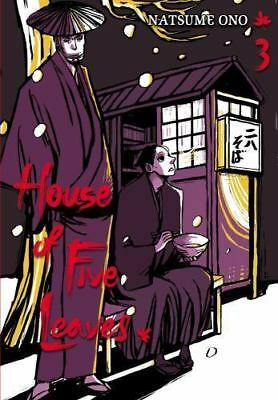 House of Five Leaves, Vol. 3 by Natsume Ono (2011, Paperback)