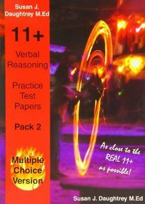 Verbal Reasoning Multiple Choice Test Papers: Pack 2 (Bright Sparks), Daughtrey,