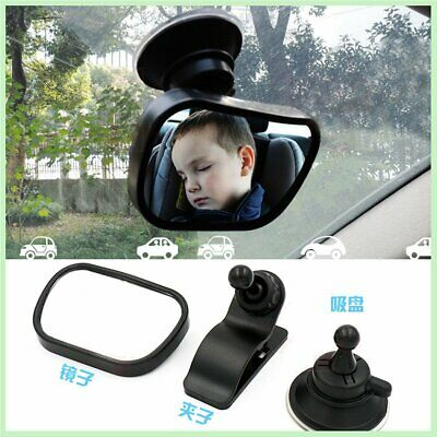 Infant Car Baby Safety Seat Inside Mirror View Back Rear Ward Facing Care Mirror