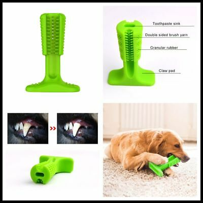 Dog Toothbrush Brushing Stick Tooth Cleaning World Most Effective Pet Oral Care