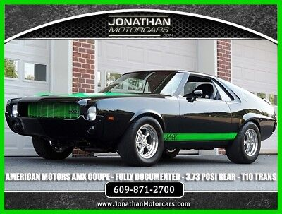 American Motors AMX Custom Coupe 1968 Custom Coupe Used Coupe