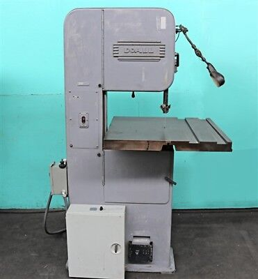 "DoAll 16"" Vertical Band Saw"