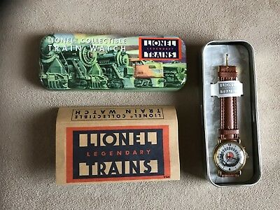 Lionel Collectible Train Watch (Mint)