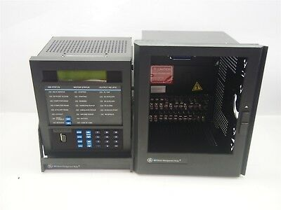 GE Multilin SR469-RELAY 469-P5-HI-A20 48-62H:Relay Contacts Untested AS-IS