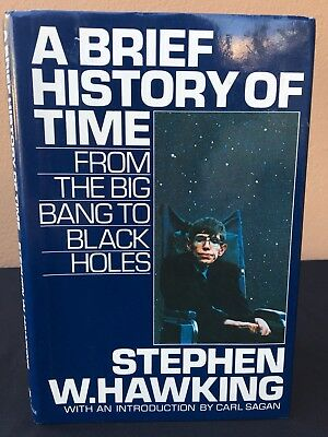 Stephen W. Hawking A Brief History Of Time