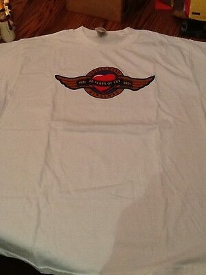 SWA 30 Years of LUV White Tshirt by Fruit of the Loom in XL (Classic) NWOT