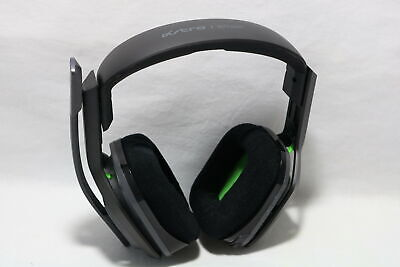 49d17b2d8d3296 ASTRO A20 WIRELESS Headset, Black/Green - Xbox One ASTRO Gaming Used ...