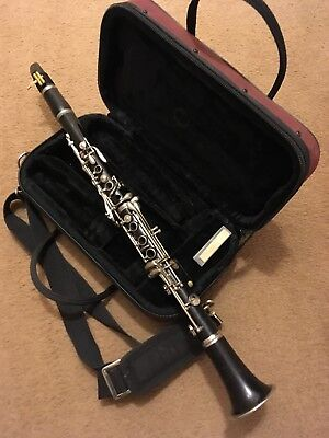 """""""Century"""" Bb Clarinet By Cundy Bettoney Vintage"""