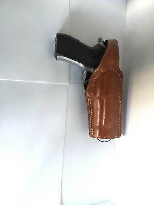 Monrovia leather holster