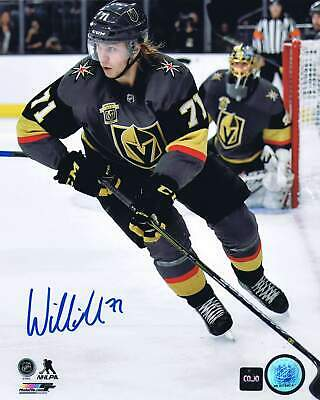 0b430ac231a WILLIAM KARLSSON VEGAS Golden Knights Signed 8