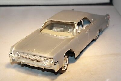 1961 Lincoln Continental Promo Model Car AMT Made in USA Free Shipping
