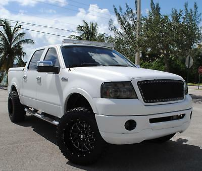 Ford F  Lariat Custom  Ford F Lariat Supercharged  Lift