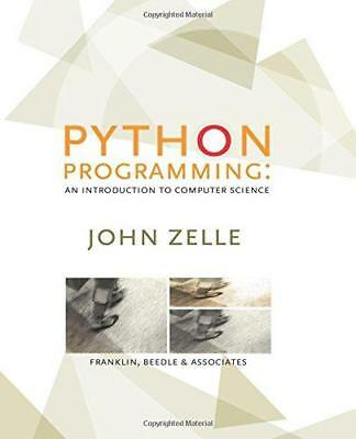 Python Programming An Introduction To Computer Science By John