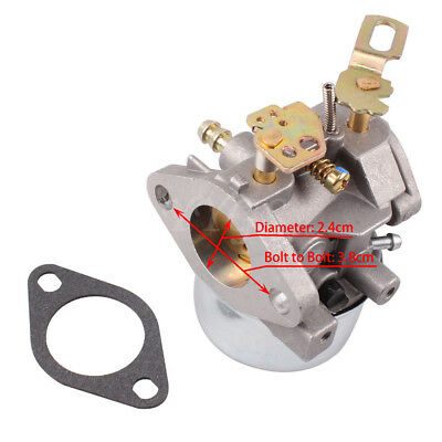 New CARBURETOR FIT TECUMSEH 640349 640052 640054 8HP 9HP 10HP HMSK80 HMSK90 Carb
