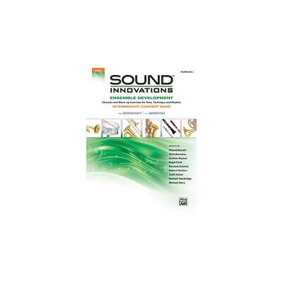 Alfred Sound Innovations Trombone Book 1 With Cd 879 Picclick