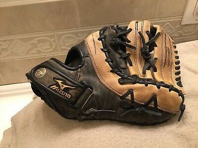 "Mizuno GXF-101 12"" Youth Baseball Softball First Base Mitt Right Hand Throw"