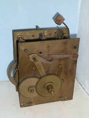 30 hour longcase clock movement for spares