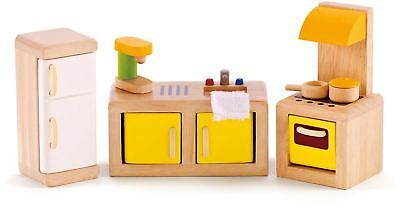 Hape KITCHEN Pre-School Young Children Toddler Wooden Toy Game