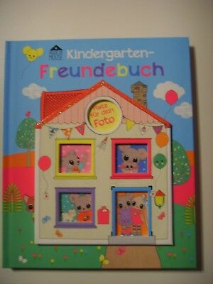 Kindergarten Freundebuch House of Mouse * Depesche * zuckersüß