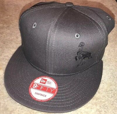 Wild Turkey bourbon, Embroidered Snap Back Cap- New Era 9 Fifty