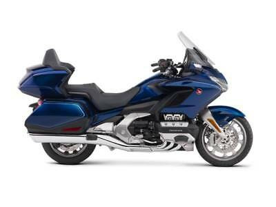 2018 Honda Gold Wing  NEW! 2018 HONDA GOLDWING TOUR FREE $500 ACC. GL1800 OUT THE DOOR $ GOLD WING