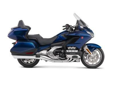2018 Honda Gold Wing  NEW 2018 HONDA GOLDWING TOUR DCT AUTOMATIC FREE $500 ACC. OUT THE DOOR GOLD WING