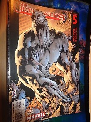 Marvel: The Ultimates 5 July 2002
