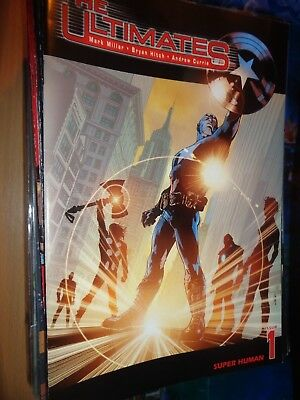 Marvel: The Ultimates 1 Mar 2002