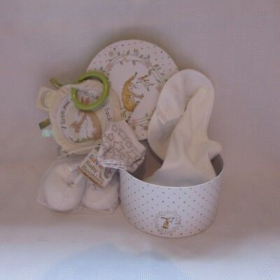 Baby gift box/hamper - Guess how much I love you  gift box with new baby items