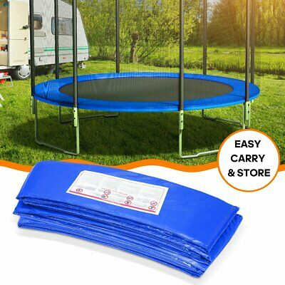 "Trampoline Replacement Safety Pad Frame Spring Cover F/ 10/12/14/15"" Trampoline"
