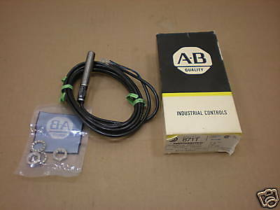 NEW ALLEN DLEY Cylindrical Inductive Proximity Switch ... on