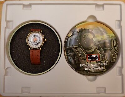 Lionel Collectore's addition Train Watch