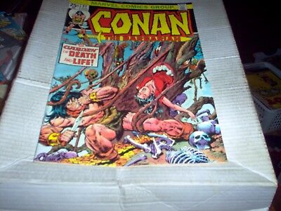 Conan The Barbarian # 41 J. Buscema Art Garden Of Death Issue Look Vf-