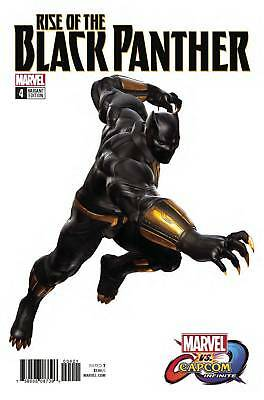 Rise of the Black Panther #4 Game Variant Marvel Comic 1st Print 2018 NM
