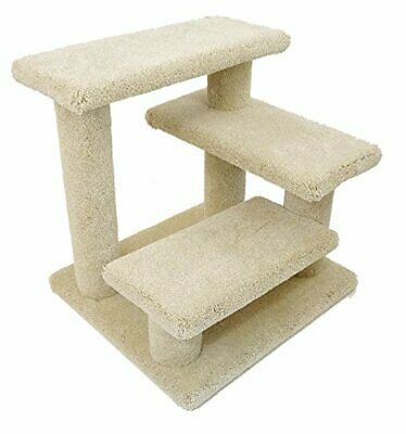 Cat Condos Solid Wood Pet Stairs Large