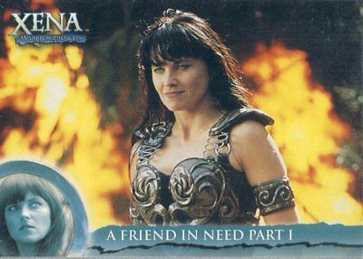 Xena Seasons 4 & 5 Complete Trading Card Base Set