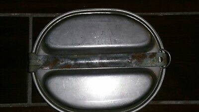 US military Mess Kit dated 1945 Without Utensils.