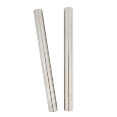 19mm Stainless Steel Support Rods for DSLR Rig Rail System Cameras Silver