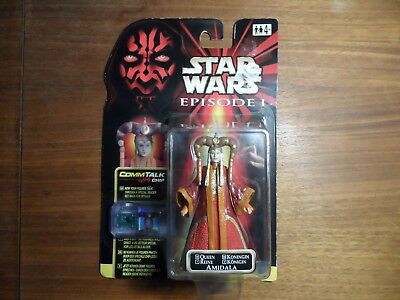 Star Wars Episode I  /  Queen Amidala  /  Action Figur Hasbro  /  1999