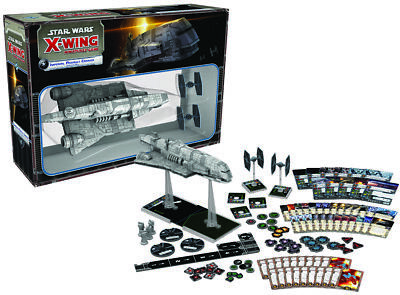 NIB Imperial Assault Carrier Expansion Pack for Star Wars X-Wing Miniatures Game