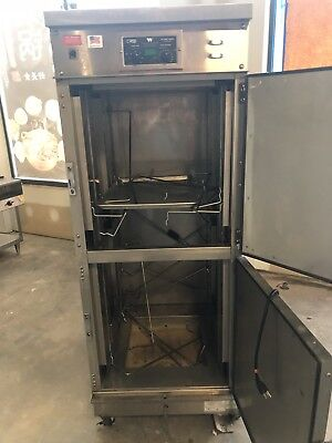 food holding cabinet