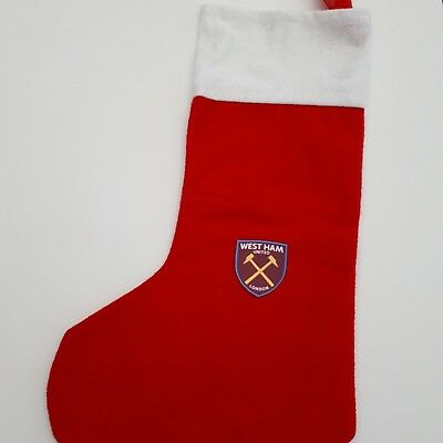 a5ccebc2c79 West Ham United FC Christmas Stocking   Ideal Novelty gift   secret santa