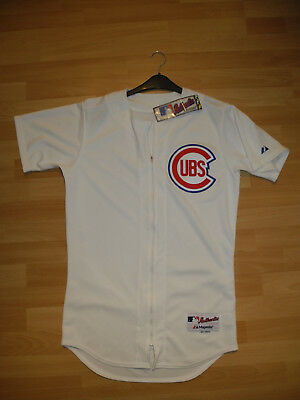 CHICAGO CUBS Majestic Authentic MLB Jersey Baseball Trikot NEU