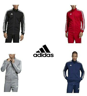 Adidas Men's Tiro 19 Track Suit Jacket Pant Combo Sweatpants and Jacket Coat Top