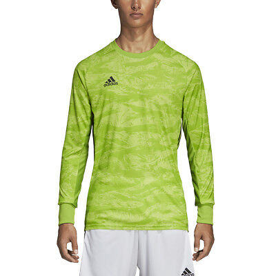 6a627a1e3 Adidas Kid s Youth Adipro 19 GK Goalkeeper Soccer Jersey Long Sleeve Shirt