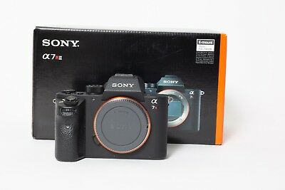 Sony Alpha A7R II 42.4 MP Camera Body