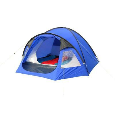New Eurohike Cairns 4 Man Deluxe Tent