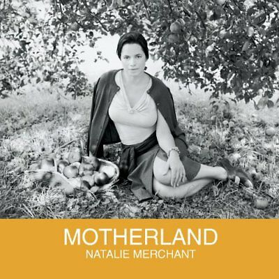Natalie Merchant - Motherland - CD - New