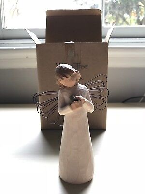 Willow Tree Figurine ANGEL OF HEALING Demdaco by Susan Lordi